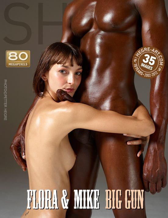 Hegre-Art17 Flora & Mike - Big Gun 07150