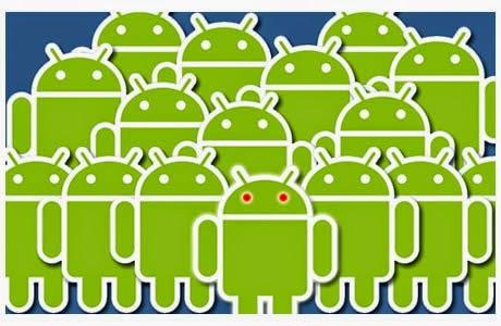 Macam Macam Jenis Versi Android
