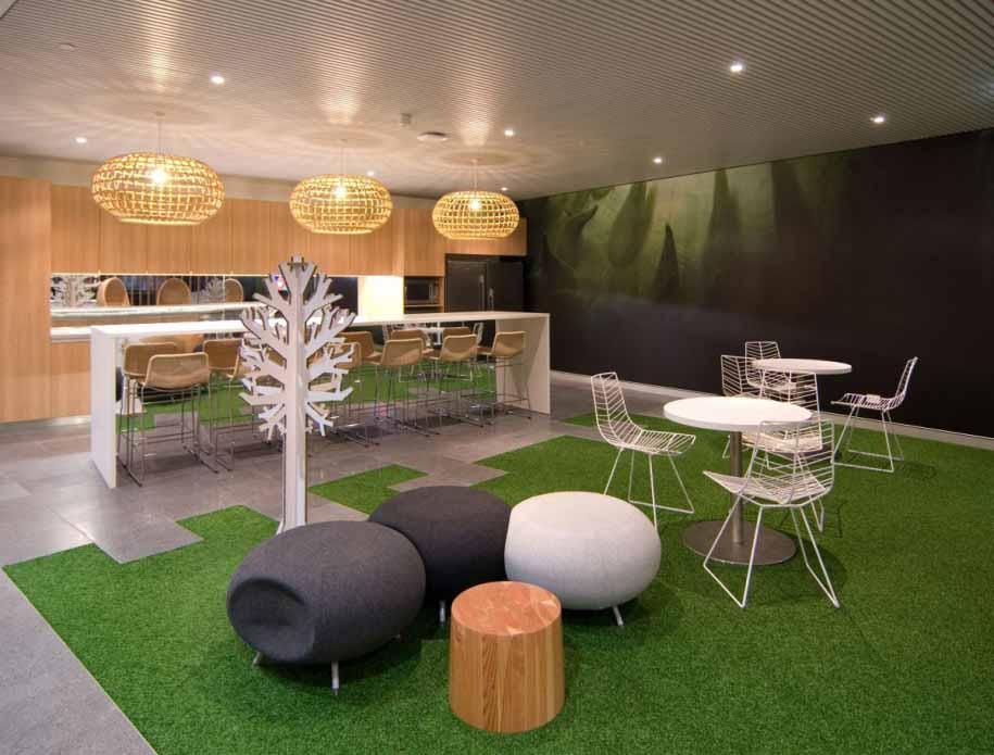 Desain Ruang Interior Hijau Untuk Rumah Hijau Ramah Lingkungan