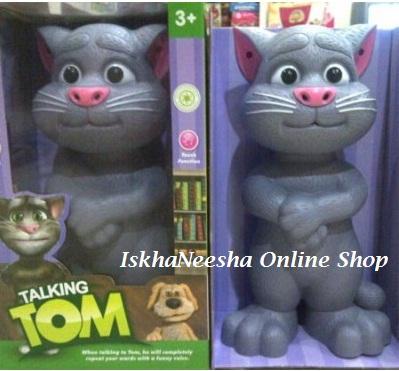 Iskhaneesha Shop Ins Talking Tom Cerita Bernyanyi