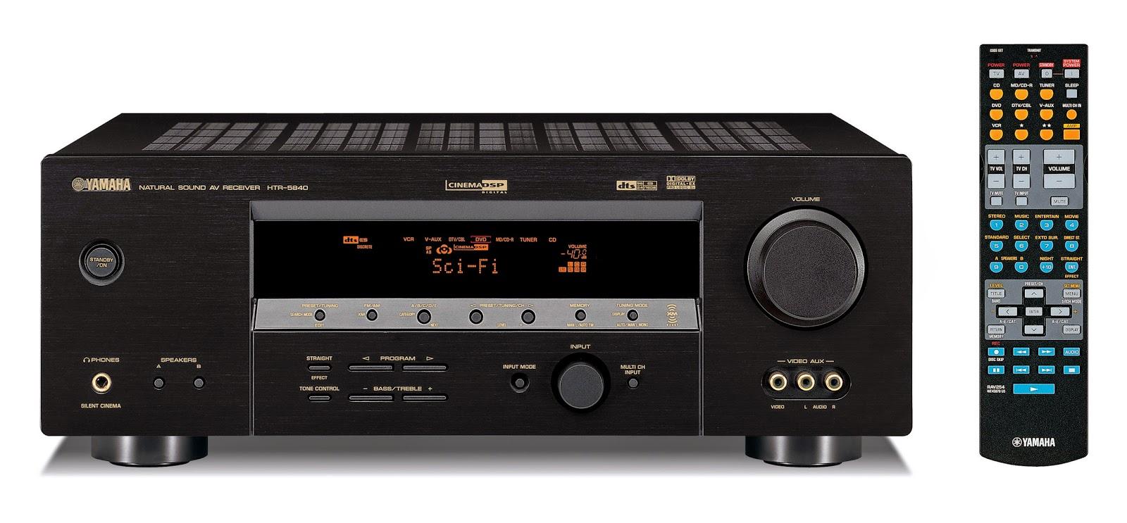 Yamaha Av Receiver South Africa