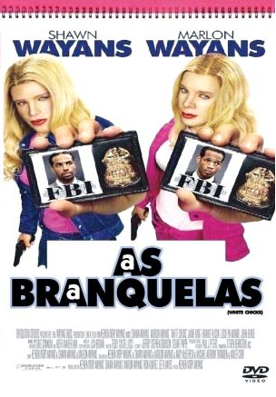 Filme As Branquelas Dublado AVI DVDRip