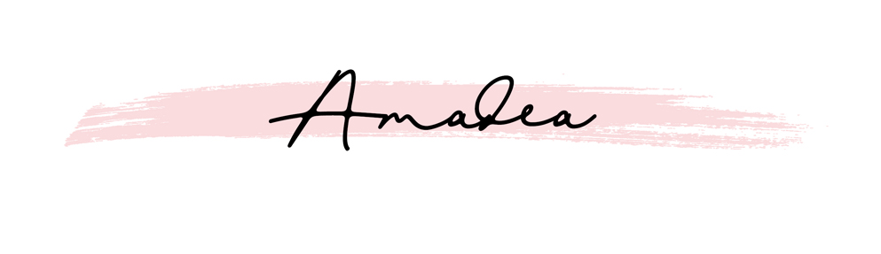 Hey Amadea | Enjoy the little things