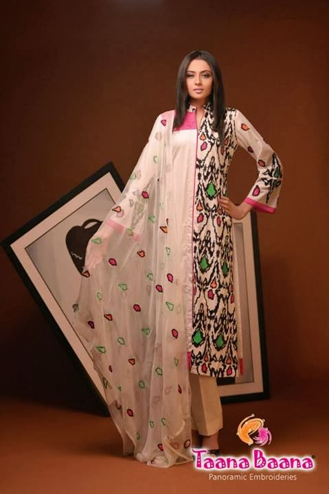 ... 2014-15 | Exclusive Winter Dresses by Taana Baana - New Fresh Fashion