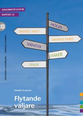 Ny rapport om  väljarrörlighet