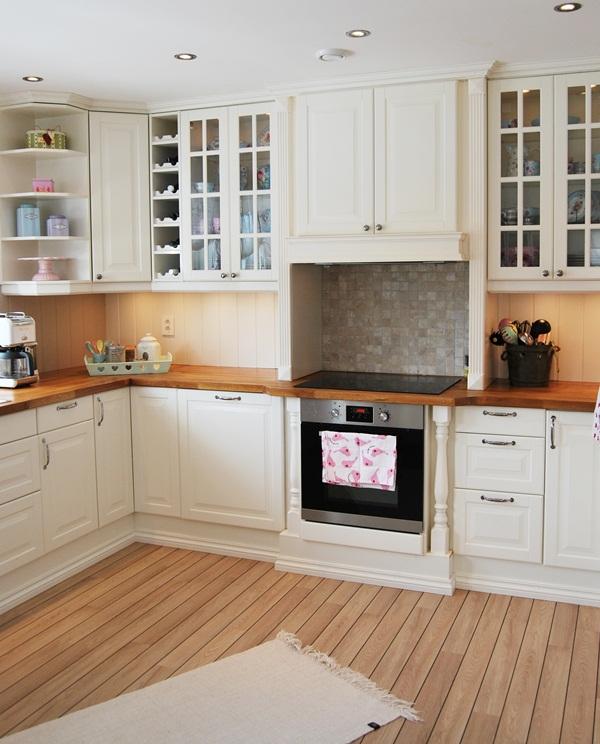 Lykke i jordbærveien 4: et ikea kjøkken kan gjøres om til et ...
