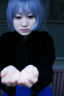 Darker than Black Yin cosplay by Radori