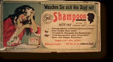 szampon rok 1903