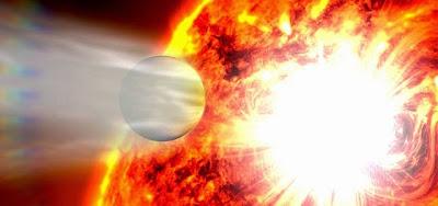 Hipernovas: Planeta Primo Distante de Vênus Ostenta Temperaturas de 3 Mil Graus e Ventos de Mil Km/h [Artigo}