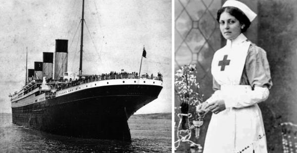 Violet Jessup dan RMS Titanic
