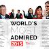Daftar 20 Orang Teratas Paling Dikagumi Tahun 2015