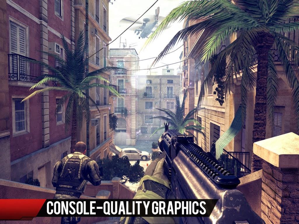 Otra vez Gameloft y sus juegos completamente originales y sin ninguna