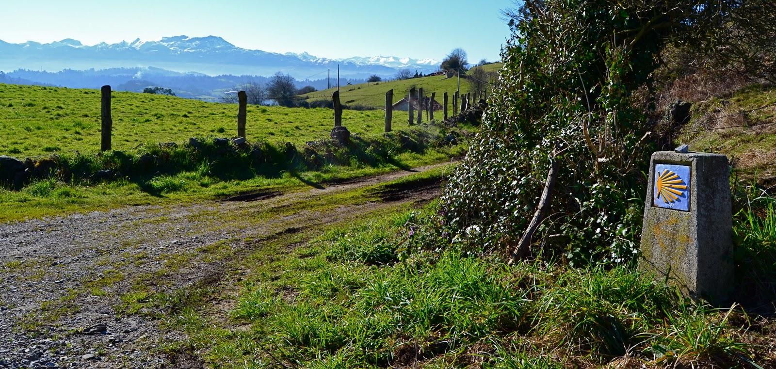 El camino de santiago desde asturias 02 01 2011 03 01 2011 - El tiempo en siero asturias ...