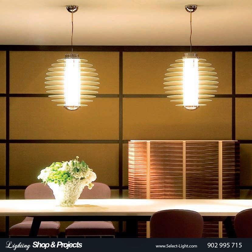 0024 lamp - Gio Ponti