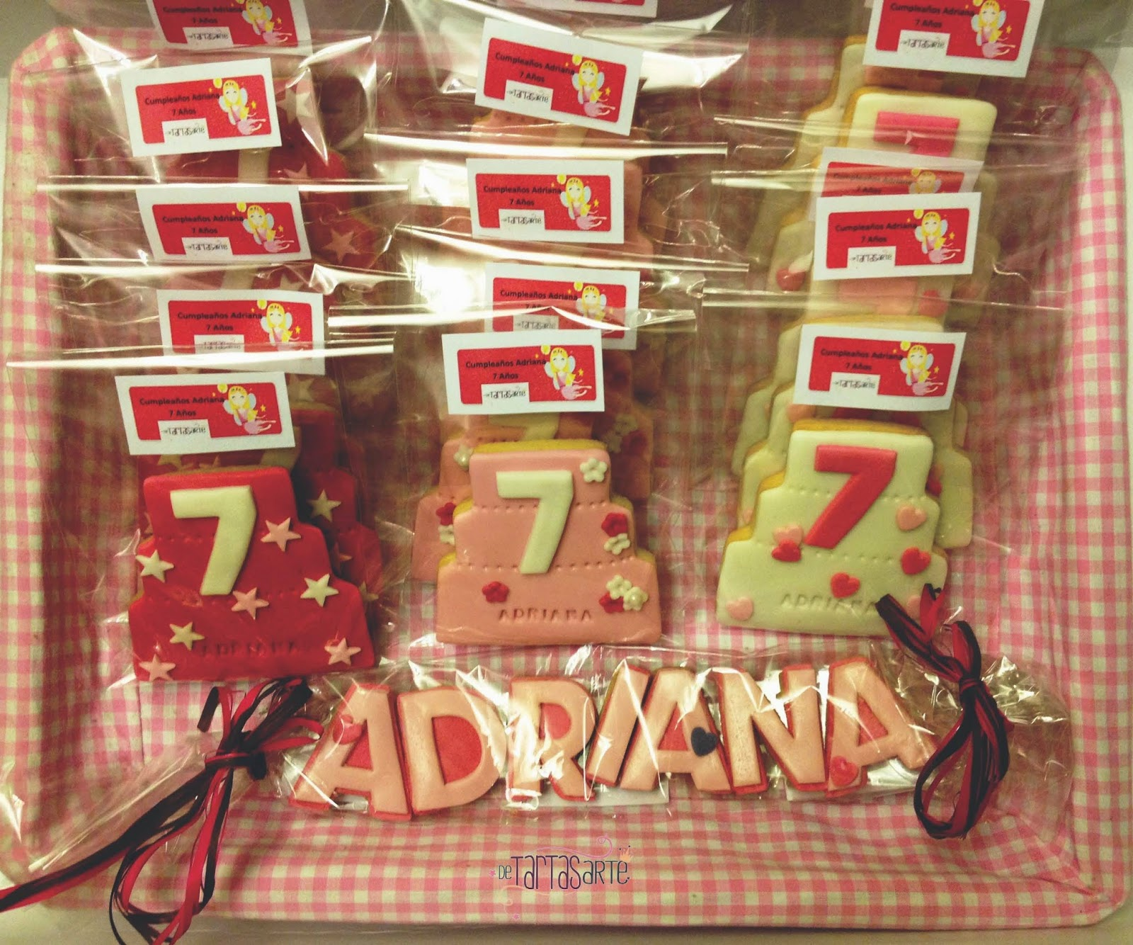 galletas decoradas; galletas decoradas fondant; galletas tarta; galletas decorada tarta; galletas cumpleaños