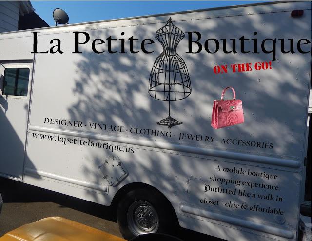 La Petite Boutique Truck