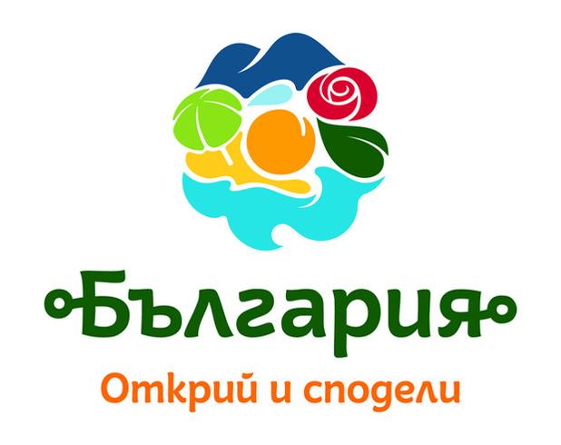 Новото лого на България