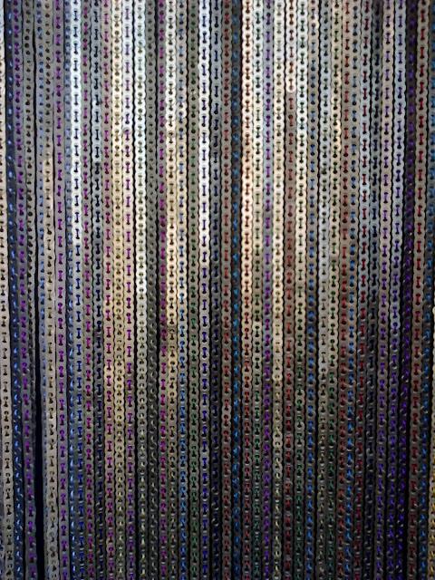 1000 images about chapas de lata on pinterest for Anillas plastico para cortinas