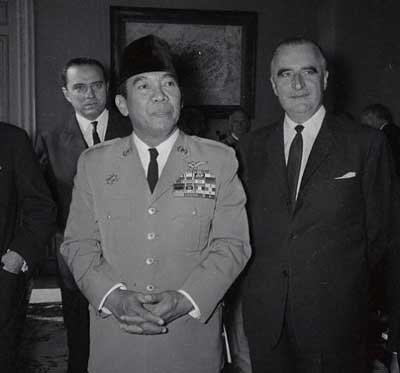 Perundingan Soekarno