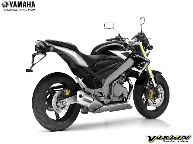 Foto Yamaha Vixion Terbaru 2013