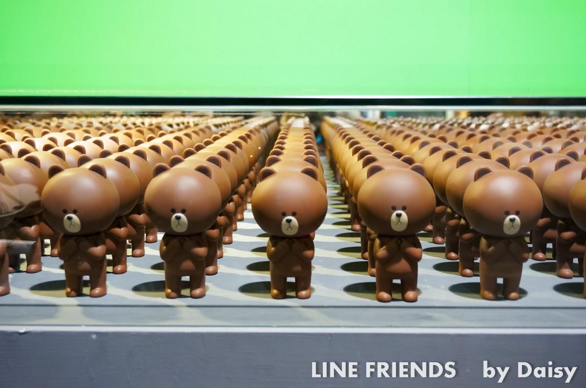 2014 LINE Friends互動樂園