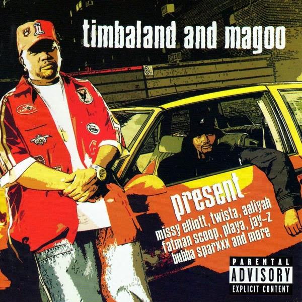 Timbaland & Magoo - Present... Cover