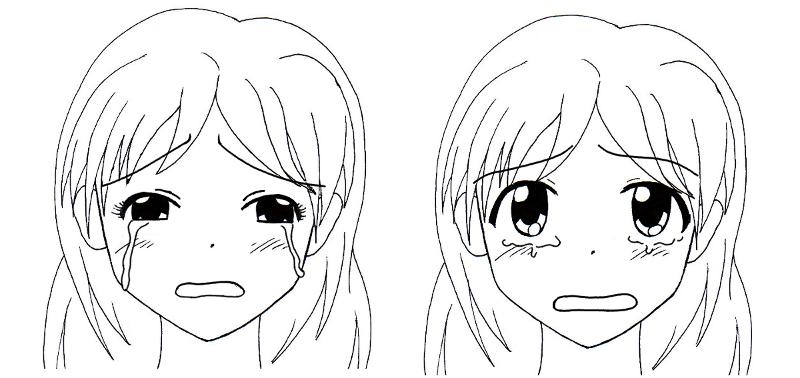 Comment dessiner des filles manga - Fille manga a dessiner ...