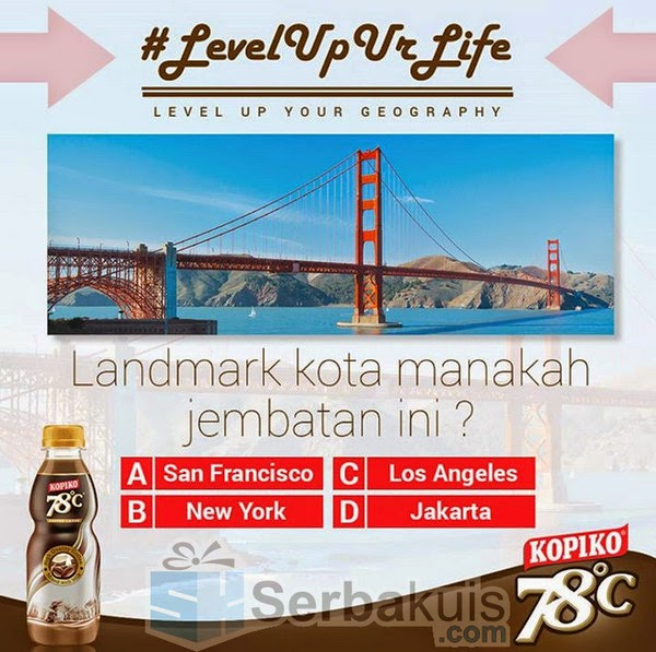 Kuis Level Up Ur Life Berhadiah Voucher Belanja 300K