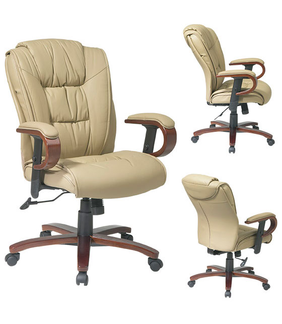 Office chairs best office chairs for bad backs for Best furniture for bad backs