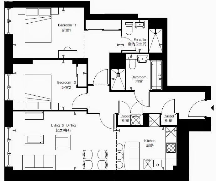 倫敦海外房地產投資樓盤圖