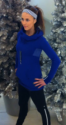 lululemon stay on course running pullover