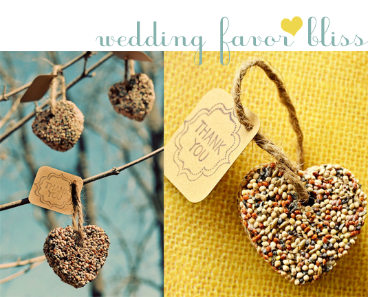 Bubby and Bean Living Creatively Wedding Favor Bliss