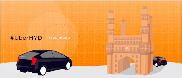 Uber Hyderabad Promo Codes