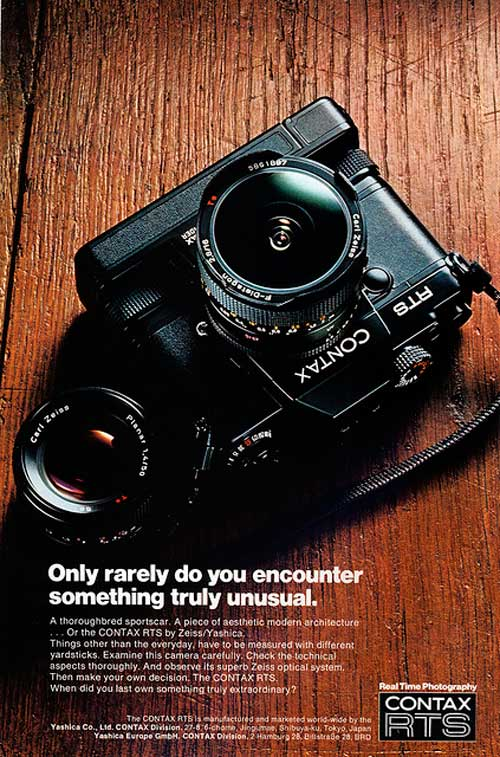Tumblads - Beautiful Vintage Camera Adverts