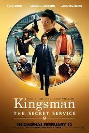 Kingsman The Secret Service 2014