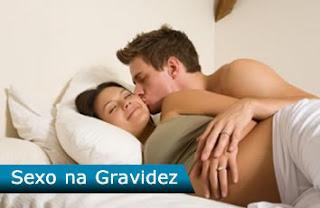 Sexo na Gravidez - Posso fazer sexo grávida