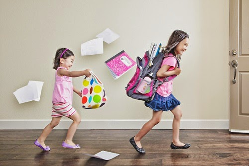 Ibu Bapa Di UK Bakal Didenda Jika Anak Lambat Ke Sekolah