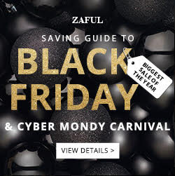 Zaful | BLACK FRIDAY