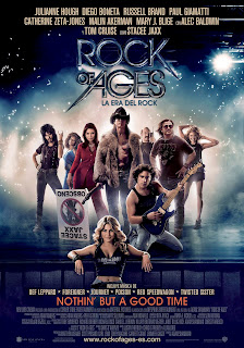 Ver Rock of Ages (La Era del Rock) Online