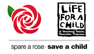 Spare a Rose, Save A Child - a hope can save lives