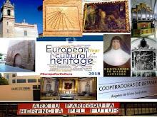2018 ANY PATRIMONI CULTURAL EUROPEU