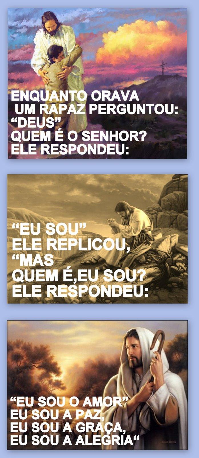 MENSAGENS DO CORAÇAO DE DEUS AS CRIANÇAS .