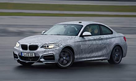 BMW to show autonomous concept in 2016