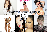 Vote for the Hottest Female Artist