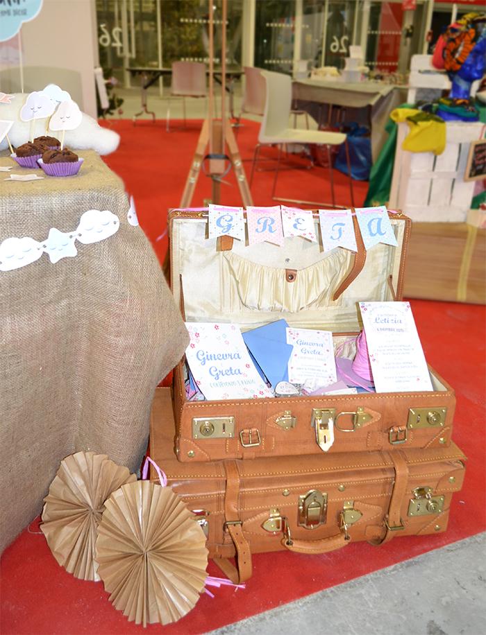 i miei party kit 'in valigia'