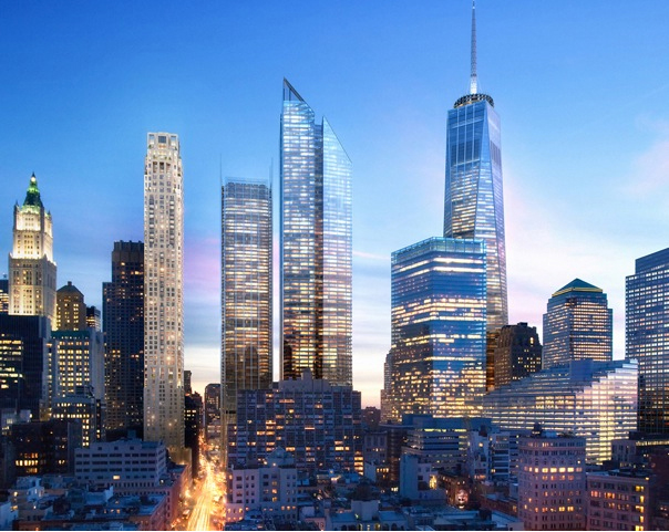 Ter inspiratie my favo shots of new york