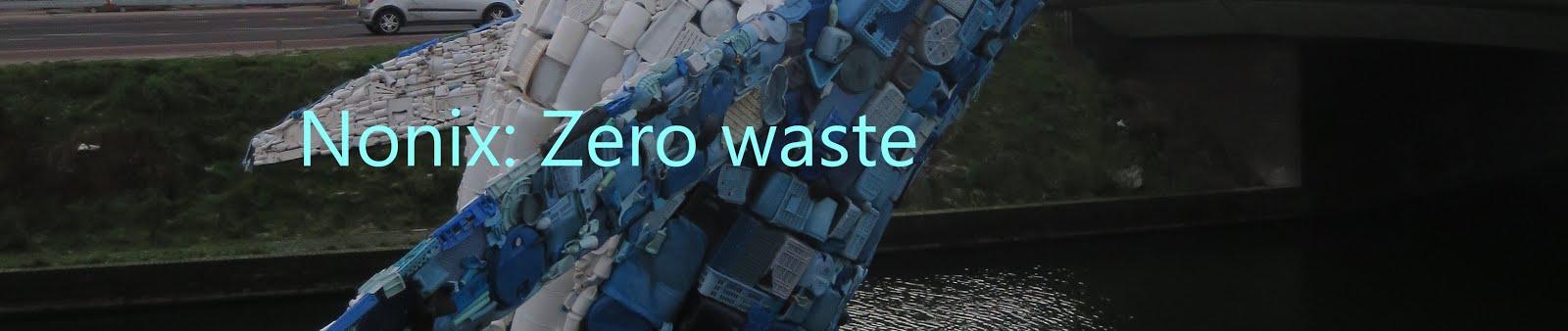 Nonix: zero waste blog