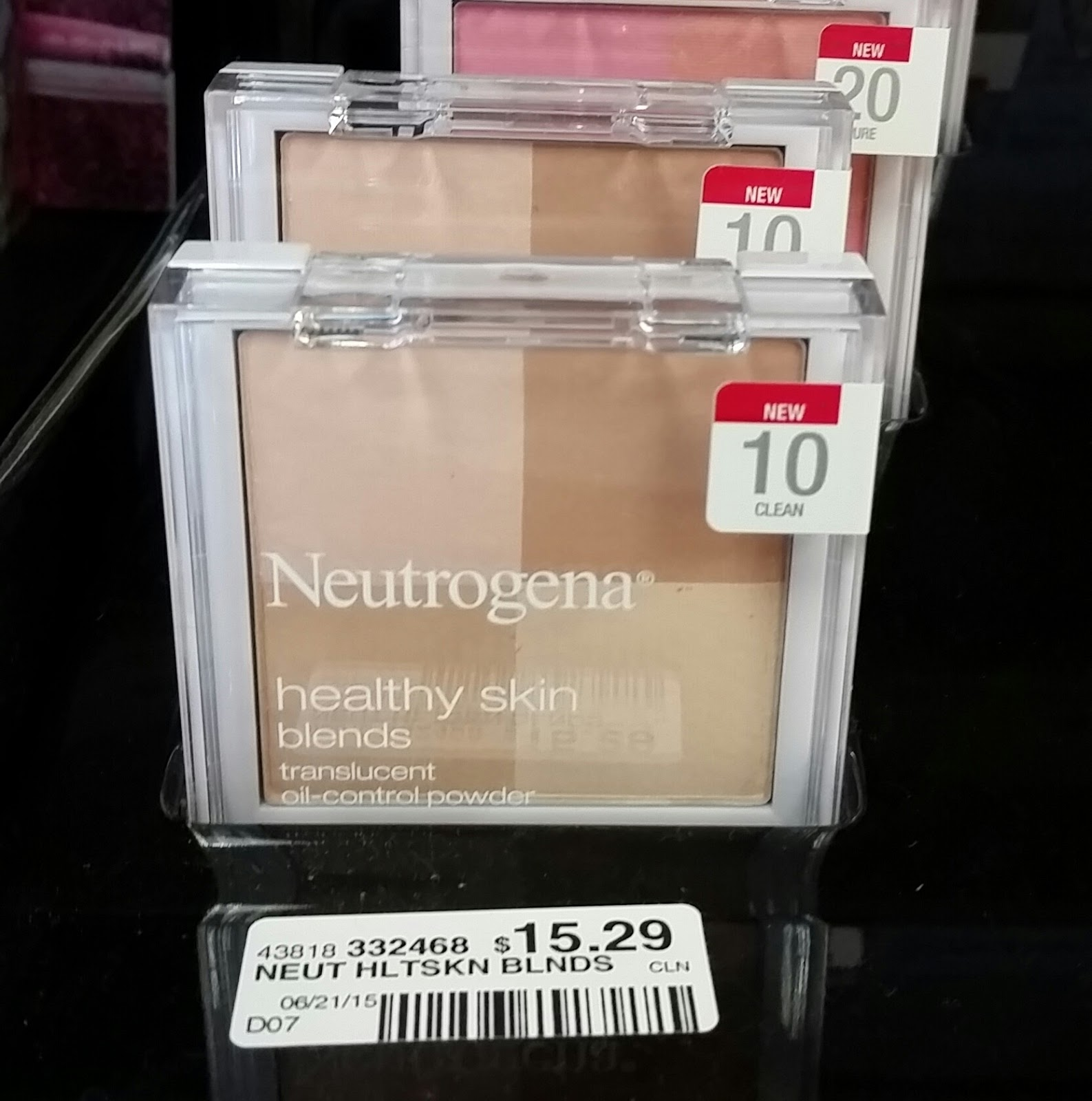 Neutrogena healthy skin blends clean