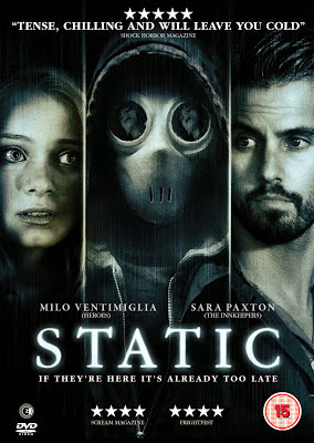 Static 2014 – Movies Horror, 3D