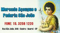 MERCADO SÃO JOÃO AÇOUGUE E PADARIA